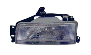 COROLLA '88-'92 USA HEAD LAMP