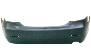 TOYOTA CAMRY '07 REAR BUMPER