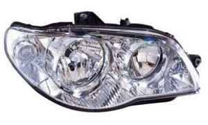 PALIO/ALBEA '05 HEAD LAMP