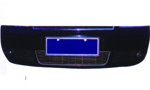 AUDI A6(C5A6)'03 FRONT BUMPER WITH
