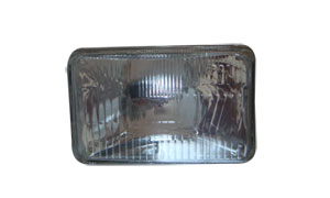5''SQUARE SEALED BEAM