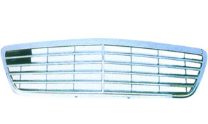 MERCEDES-BENZ W210 '95-'98 FRONT GRILLE