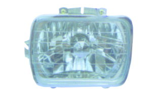 JEEP CHEROKEE '84-'96 HEAD LAMP(CRYSTAL)