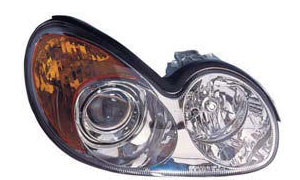 SONATA '2003  HEAD LAMP