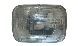 7'' SQUARE SEALED BEAM