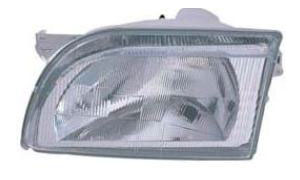 TRANSIT '91-'95 HEAD LAMP