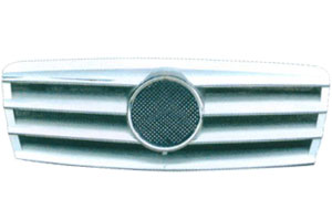 MERCEDES-BENZ W210 '95-'98 FRONT GRILLE(CHROME,SPORT