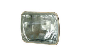 5''SQUARE HEAD LAMP