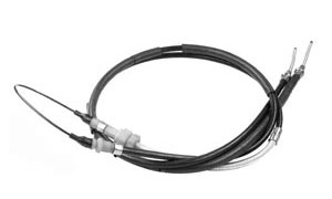 FORD Escort/orion 5/91-Handbrake cable