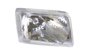 TRANSIT III '86-'90 HEAD LAMP(CRYSTAL)