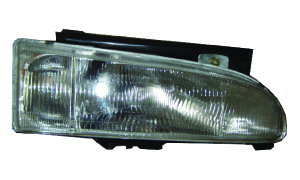 SONATA '92 HEAD LAMP