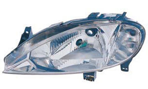 MEGANE '99-'01 HEAD LAMP SINGLE