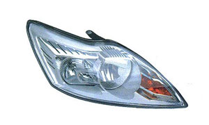 FORD FOCUS'09 HEAD LAMP