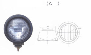 TRAILER BACK LAMP(A)