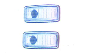 MERCEDES-BENZ W210 '95-'98 SIDE LAMP(CRYSTAL)