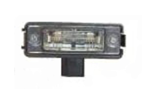 VW GOLF IV '98 LICENSE