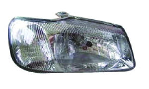 ACCENT '02 HEAD LAMP