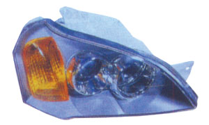 MAGNUS'02 HEAD LAMP(BLACK)