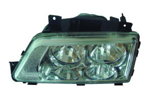 405 '87-'96 HEAD LAMP(CRYSTAL