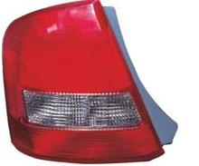323 '99-'03/PROTEGE '01-'03 TAIL LAMP