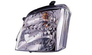 TFR'02/DMAX '02 STYLE HEAD LAMP