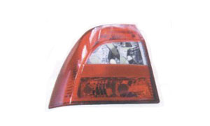 VECTRA '99-'01 TAIL LAMP(CRYSTAL)