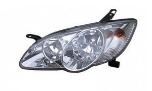 BYD F3 HEAD LAMP