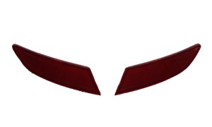 Focus'12(Four door) REAR BUMPER LAMP