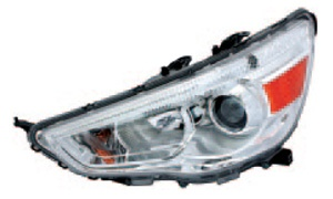 RVR/ASX HEAD LAMP(HALOGEN)