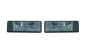QASHQAI'06 LICENSE LAMP