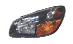 CERATO'07 HEAD LAMP(BLACK)