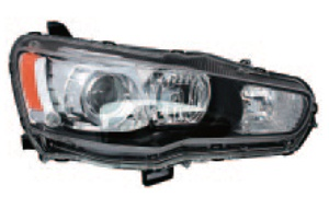 OUTLANDER'10 HEAD LAMP(WITH XENON HOLE)