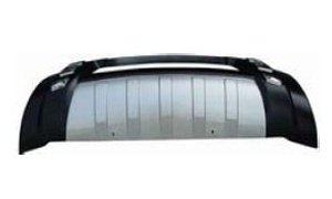 QASHQAI'06 REAR BUMPER GUARD TUBE