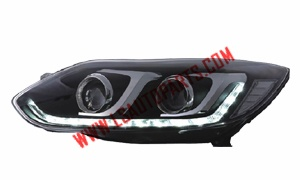 Focus'12(Four door) Faro D2H HID