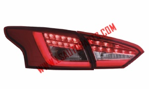 Focus'12(Four door) Luz trasera LED