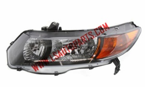 CIVIC'06-'11 2D USA Faro Negro(HB4/HB3/3457A)