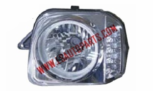 JIMLY'01 Faro Blanco LED