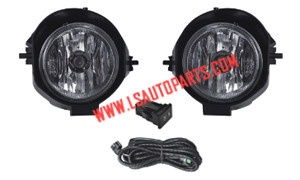 D-MAX'16 Faro antiniebla kit
